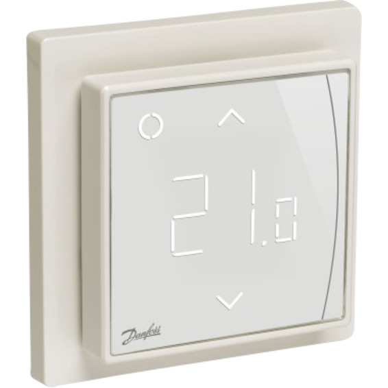 Danfoss ECtemp Smart WiFi termostat Polarhvit