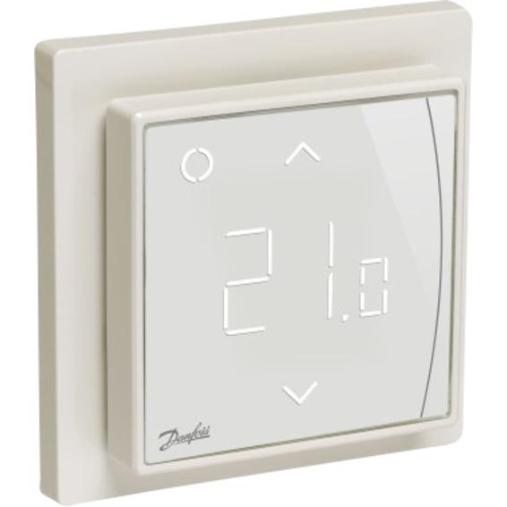 Danfoss ECtemp Smart WiFi termostat Polarhvit