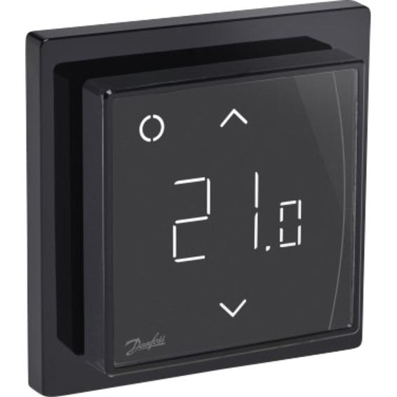 Danfoss ECtemp Smart WiFi termostat Svart