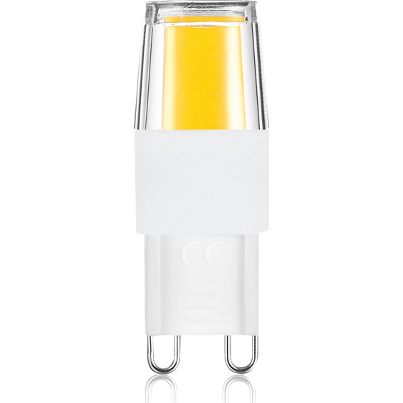 G9 LED 2,3W 240lm 2700K 2 Pk
