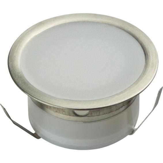 Terrassebelysning LED 6 x 0,4W IP67