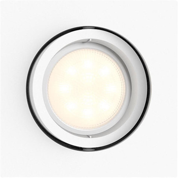 Philips Shellbark LED DL 4.5W Firkantet Hvit