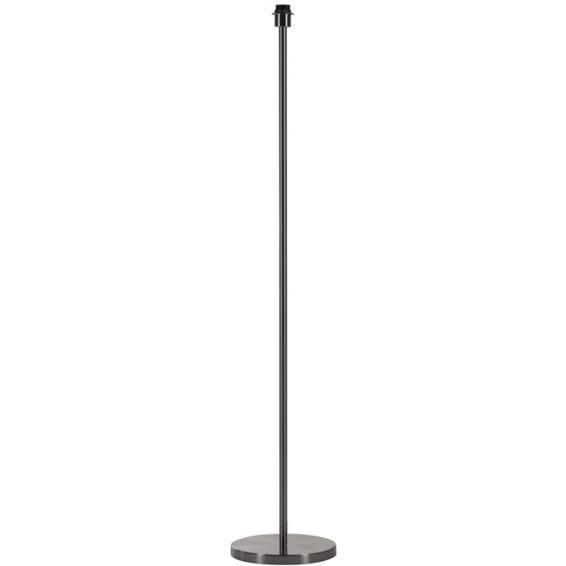 SLV Fenda Gulvlampe 1 u/skjerm E27 Børstet Stål