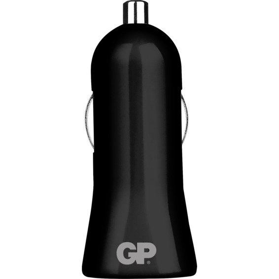 Lader USB 12-24V 2.4A for sigarettenneruttak GP CC22