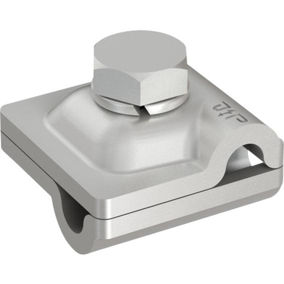 Overgangsklemme Stål Varmforzinket, for 4-6mm