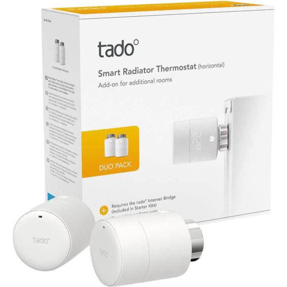 Tado Smart Radiator Thermostat Duo Pack V3+