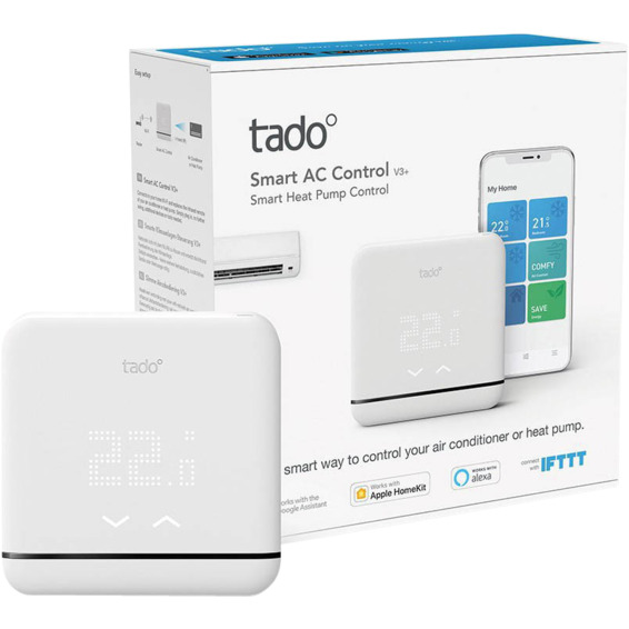 Tado Smart AC & Heat Pump Control V3+