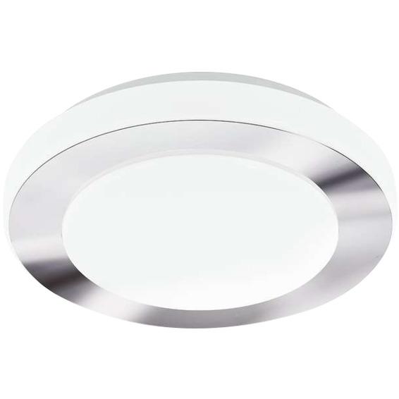 Carpi vegg/tak krom/hvit 11w LED