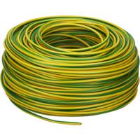 PN 2,5mm² Gul/Grønn Snelle 100m
