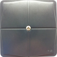 Koblingsboks IP65 sort tom AquaBest