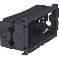 Kanal GK Adapter Elko u/ramme Enkelx2/Trippel Stikk OBO