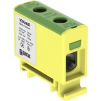 Klemme isolert OTL 1x1,5-50mm² AL/CU Gul/Grønn