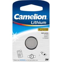 Batteri CR2025 Lithium 3V Camelion