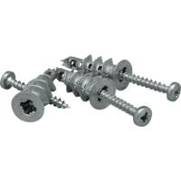 SORMAT Driva Metall Gipsplateplugg