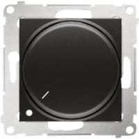 Simon Dimmer LED 2-pol Antracit