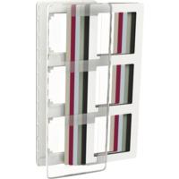 Exxact 3-hulls ramme Design transparent