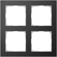 Elko Plus Layer ramme AL/SO MR 2x2H