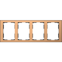 Elko Plus Layer ramme So/Cu 4x1,5H
