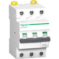 Schneider Jordfeilautomat IC60 3P 25A 30MA C 10kA