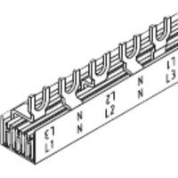 SAMLESKINNE 4P Gaffel JFA 1+N og AUT 2P 16mm² 1 M CV023313