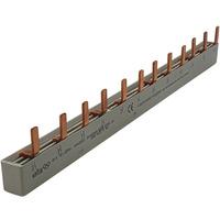 Samleskinne stift S3/10 L1-L2-L3 10mm² 12 mod