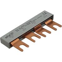 Samleskinne OV-Overspenningsvern 2P-gaffel-10mm²