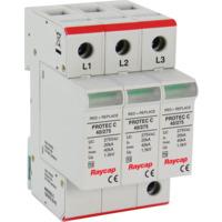 Overspenningsvern Protec 3-pol C120/275V 20KA EFA