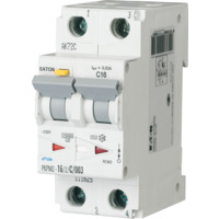 Jordfeilautomat PKP62-25/2/C/003-A Eaton
