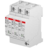 Overspenningsvern T2 3L 40-440 P QS - IT 3Pol ABB