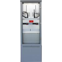 Tilknytningsskap TKS 80-125A doblsyl IT/TT 51 grå ferdkbl