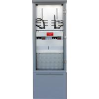 Tilknytningsskap TKS 80-125A dobl syl TN 51 grå ferdkbl