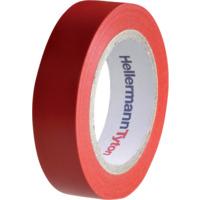 Helatape Flex15 15mmx10m Rød