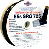 Strømpe 10mm Sort SRG725