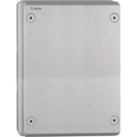 Plastkapsling IP65, 380x570x140