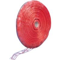 Varselnett med søketråd Rød 20cm Rull à 300m