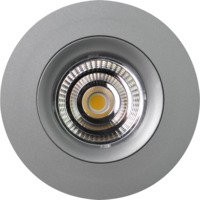 Elko Bright Akse LED DL 7W 2700K Alu