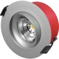 Elko Bright Akse LED DL 7W Warmdim Alu