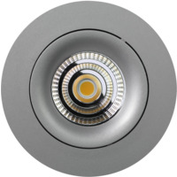 Elko Bright Tilt LED DL 7W 2700K Alu