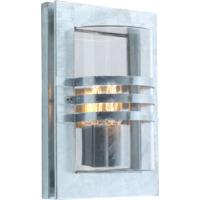 Ekeberg utelampe vegg galvanisert 1x60w E27 IP44