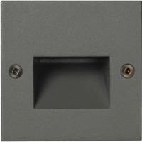 Unilamp Dot LED Square Ramp 6051 1,4w 3000K 350mA DC Hvit