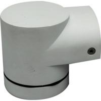 Utelampe Veggspot Mimas Enkel Hvit GU10 IP55