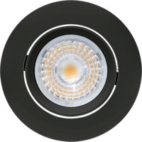 Alfa Outdoor Downlight 10W matt sort