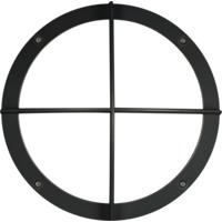 Retina 7037 Cross LED 12W IP65 Grafitt