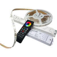 LEDSTRIP KIT RGB 24V 14,4W ip20