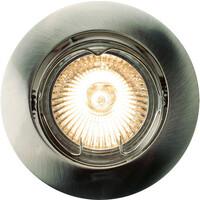 DOWNLIGHT D-3254 MR16 BØRSTET STÅL
