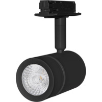 Rock LED Skinnespot matt sort 8W Dim
