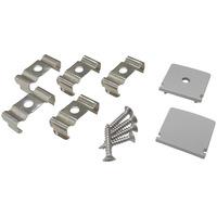 Tilbehørssett til aluminiumsprofil 2114