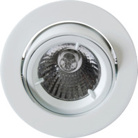 Juno Downlight 240V/35W GU10 Matt Hvit IP44