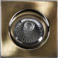 Tilo Downlight 240V/50W GU10 Antikk Messing IP23