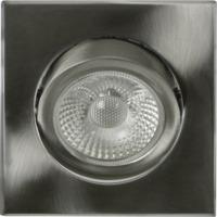 Tilo Cob+ LED 10W Børstet Stål
